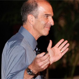 Rick Altman, the Presentation Summit's Illustrious Host