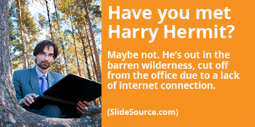 Harry Hermit